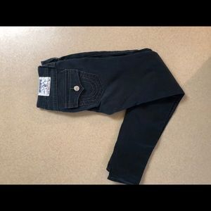 True Religion Skinny Denim Legging